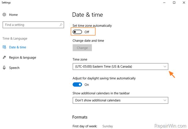 Reparar PC pierde la configuración de tiempo - 4 maneras de resolver el problema.