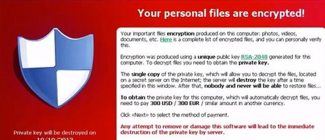 Lista de rescate y herramientas de desencriptación para recuperar tus archivos.