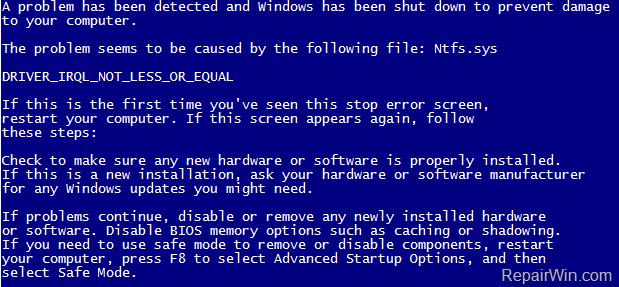 Cómo analizar los archivos de MiniDump con BlueScreenView.