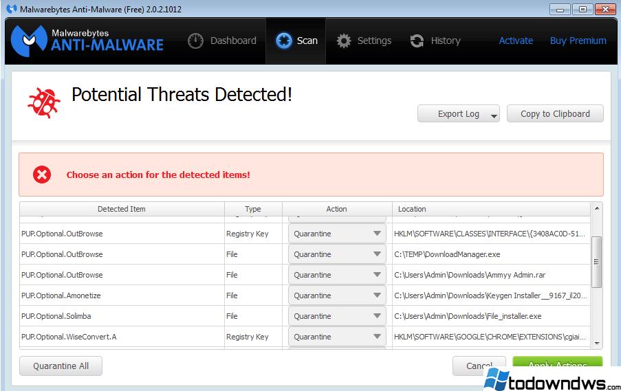 Eliminar el programa malicioso del Optimizador de Compras iDeals (Guía de eliminación de adware)