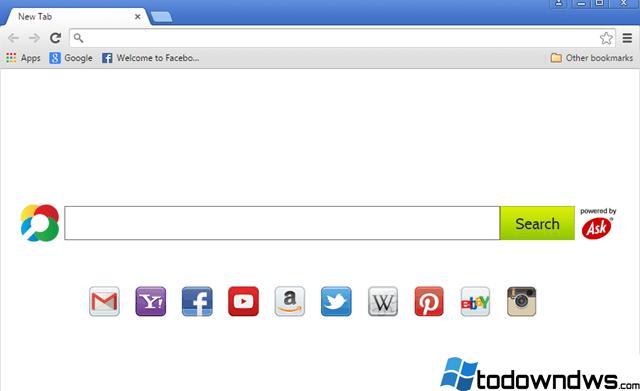Eliminar el virus secuestrador del Internet Speed Tracker.