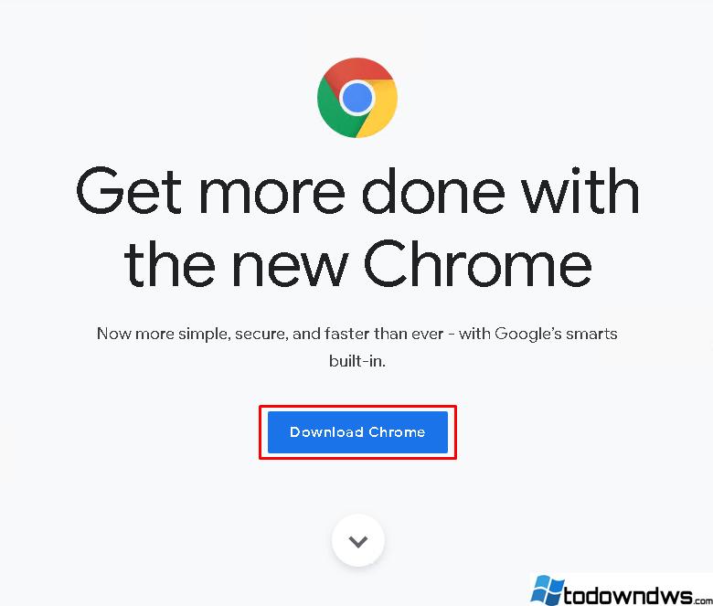 ¿Cómo se descarga el instalador de Google Chrome sin conexión?